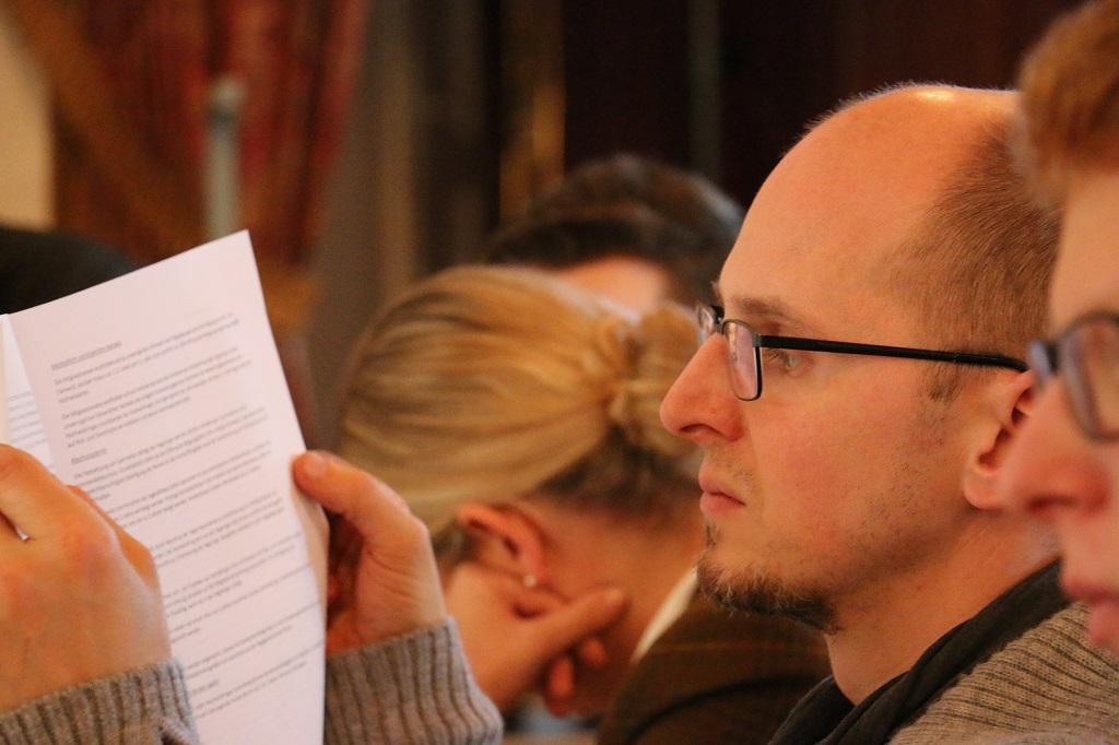 Hochwildring Göhrde, 68. Mitgliederversammlung