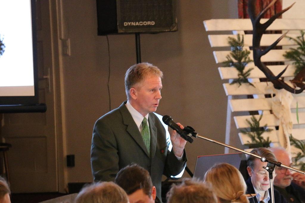 Hochwildring Göhrde, 68. Mitgliederversammlung 2020